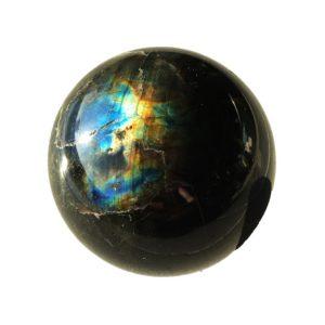 sphere boule labradorite 72mm