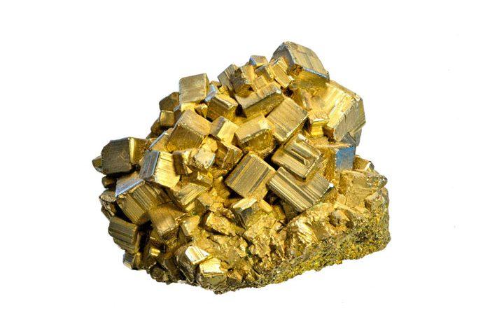 pierre pyrite