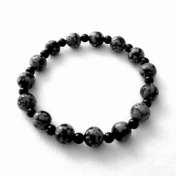 composition-bracelet-obsidienne-flocon-de-neige-8mm-et-agate-noire-4mm-1