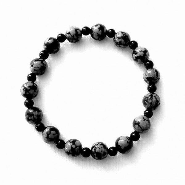 composition-bracelet-obsidienne-flocon-de-neige-8mm-et-agate-noire-4mm-2