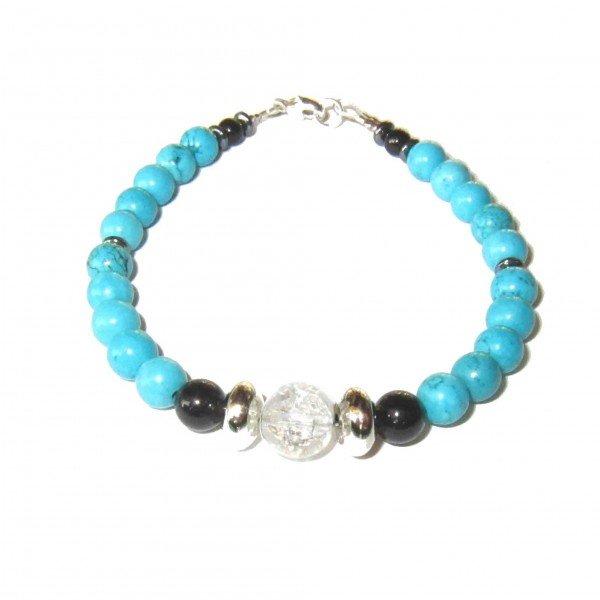 Bracelet-Turquoise-et-Perle-en-Cristal-brisé-1