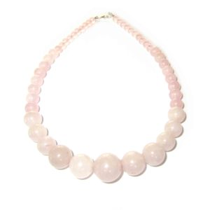 Collier-Quartz-rose-6mm-8mm-10mm-12mm-14mm-1