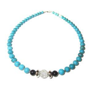 Collier-Turquoise-et-Perle-en-Cristal-brisé-1