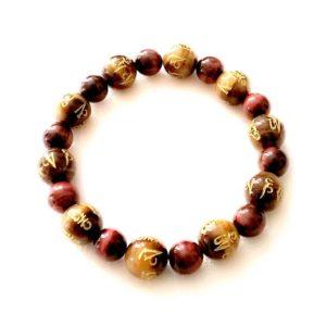 bracelet-oeil-de-taureau-et-tigre-avec-gravures-tibetaines-1