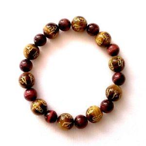 bracelet-oeil-de-taureau-et-tigre-avec-gravures-tibetaines-2