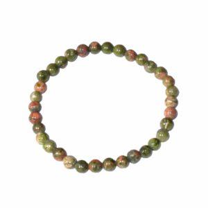 bracelet-unakite-pierres-boules-6mm-1