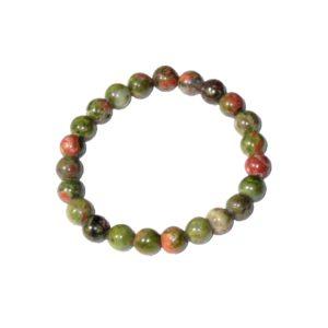 bracelet-unakite-pierres-boules-8mm-1