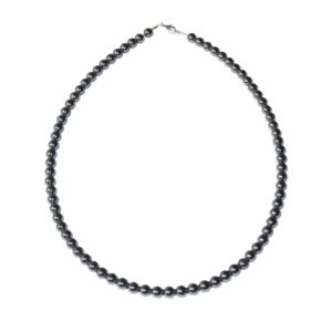 collier-hematite-pierres-boules-6mm-1