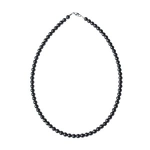 collier-hematite-pierres-boules-6mm-2
