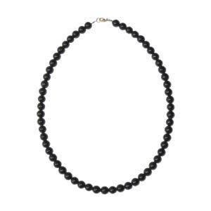 collier-toumaline-noire-pierres-boules-8mm-2