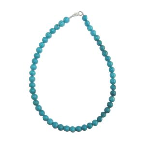 collier-turquoise-pierres-boules-8mm-2
