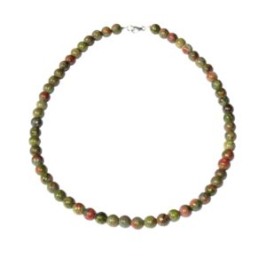 collier-unakite-pierres-boules-8mm-1