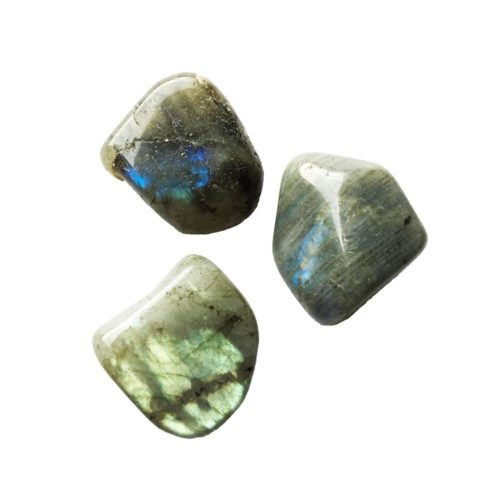 pierres roulées labradorite