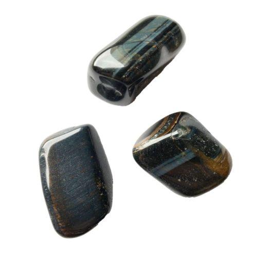 pierres roulées oeil de faucon