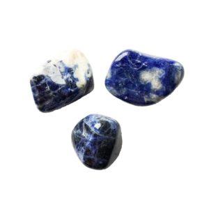 pierres roulées sodalite