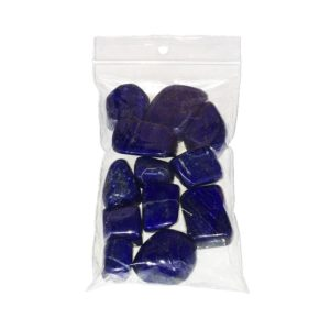 sachet pierres roulées lapis-lazuli 250grs