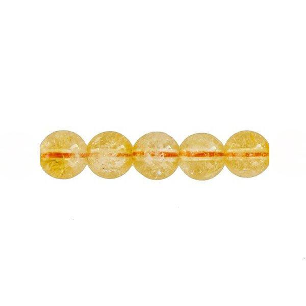 perles citrine