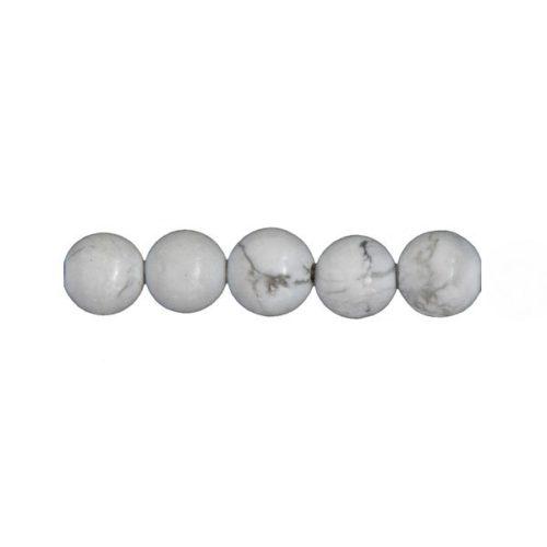 perles howlite 8mm