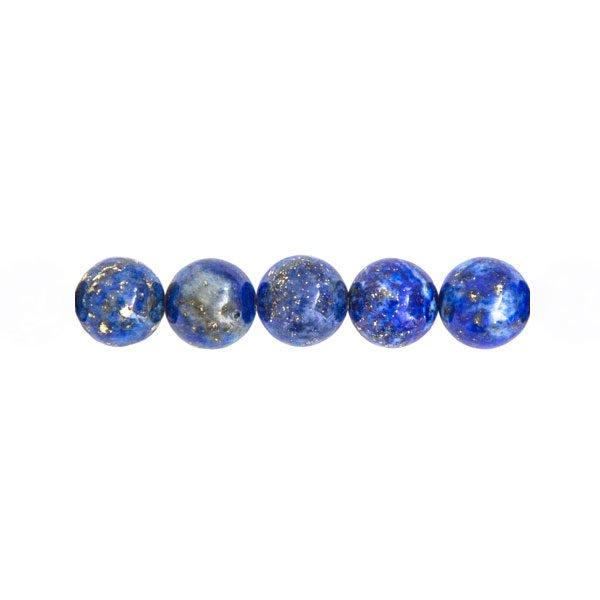 perles lapis lazuli