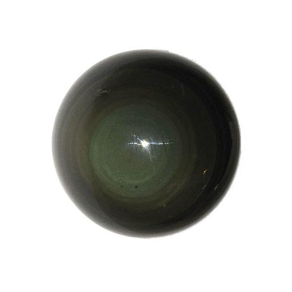 sphere obsidienne oeil celeste