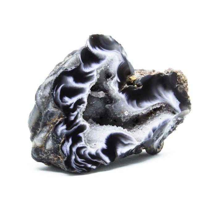 bague homme pierre noire signification
