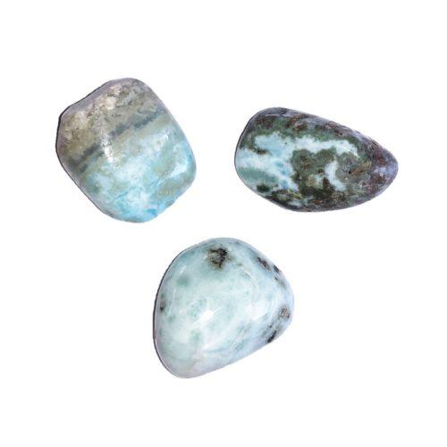 pierre roulée larimar