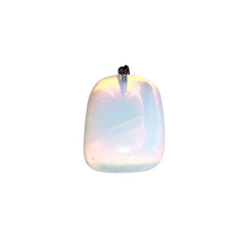 pendentif opale pierre roulée