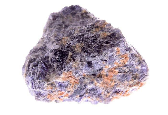 pierre iolite cordiérite