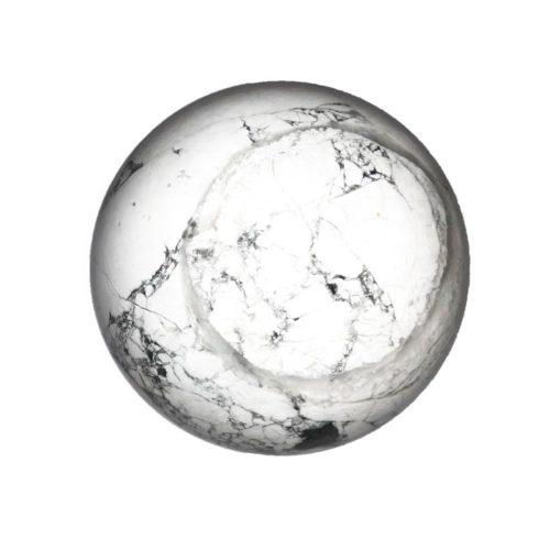 sphere howlite