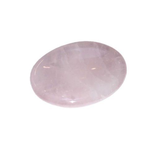 pierre pouce quartz rose