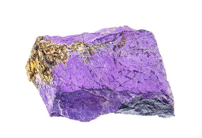 pierre purpurite