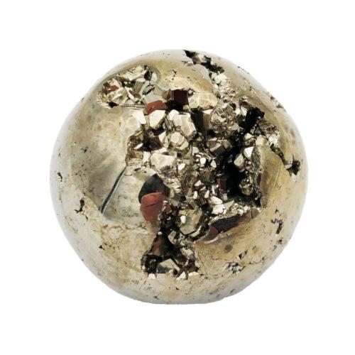 sphere pyrite