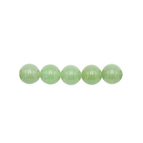 perle ronde aventurine 8mm