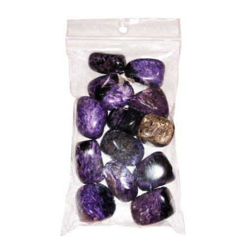 pierres roulées charoïte 250grs