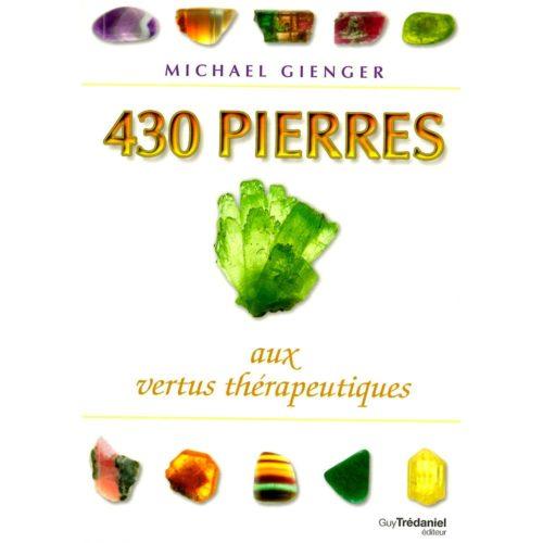 livre 430 pierres aux vertus therapeutiques