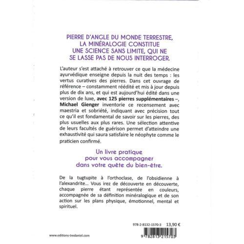 livre 430 pierres aux vertus therapeutiques edition luxe