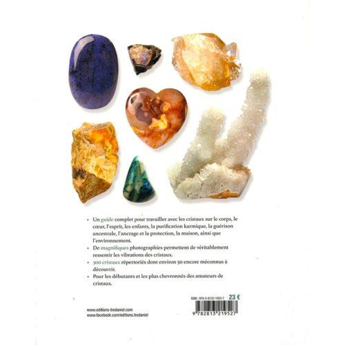 livre ces cristaux qui nous soignent