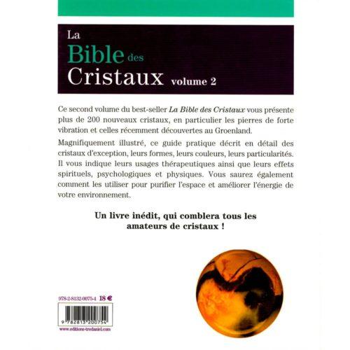 La Bible des cristaux - Volume 2