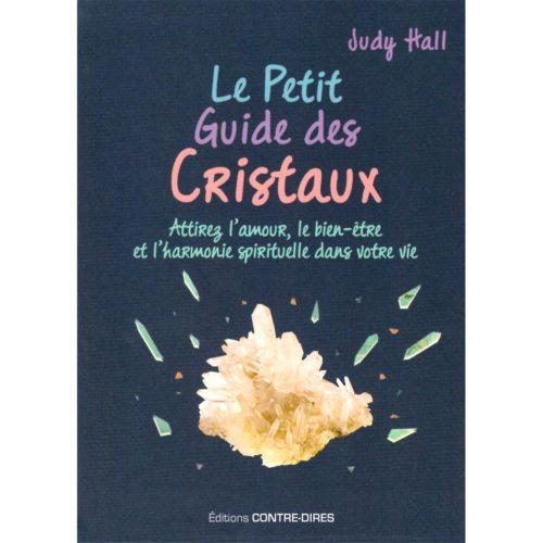 livre le petit guide des cristaux