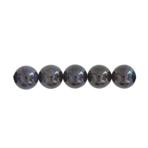 perle oeil de faucon 12mm