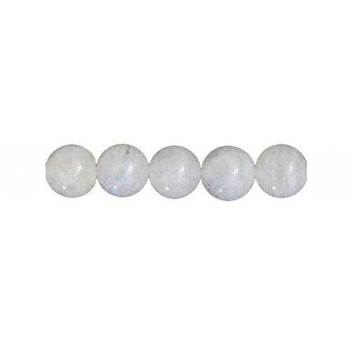 perle pierre de lune 10mm