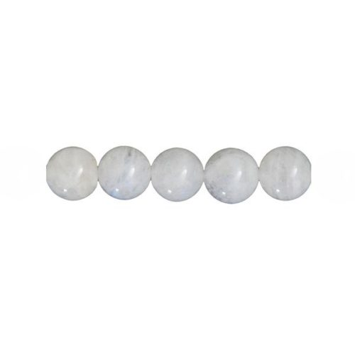 perles pierres de lune 12mm