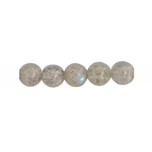 perle ronde labradorite 10mm