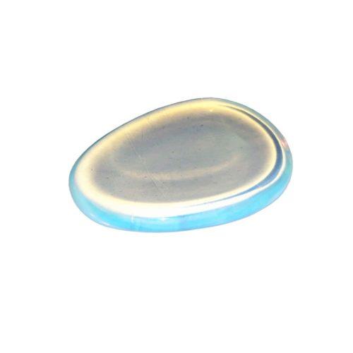 pierre pouce opale synthétique