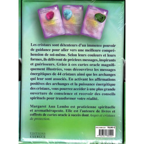 Archanges et Cristaux de protection (coffret)