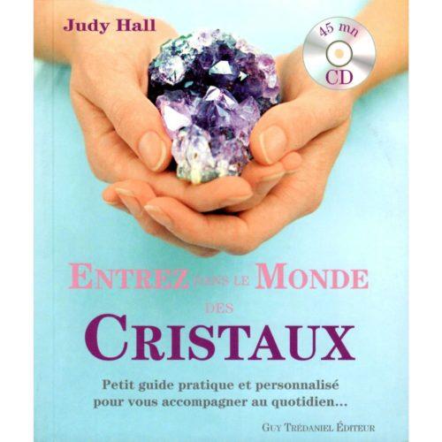 entrez dans le monde des cristaux