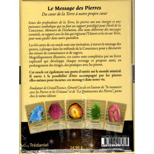 Le message des pierres (Oracle)