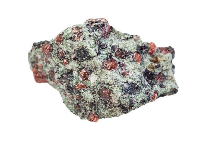 pierre éclogite