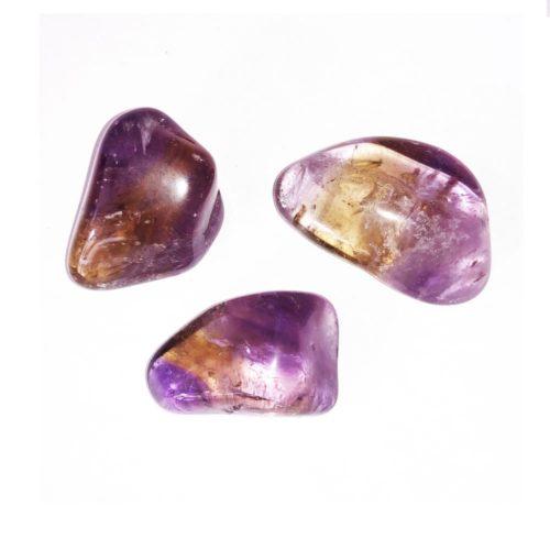 pierre roulee amétrine