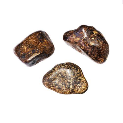 pierre roulée enstatite